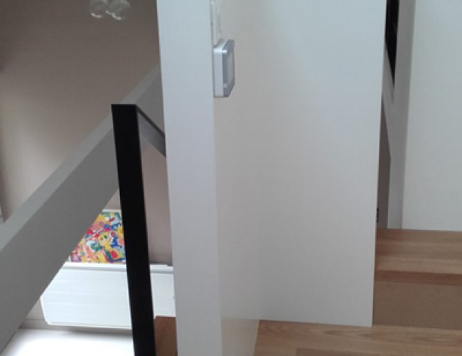 CBMR escalier bois clisson